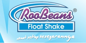 Logo RooBeans Float Shake
