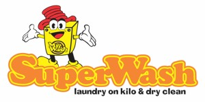 Logo Super Wash Laundry