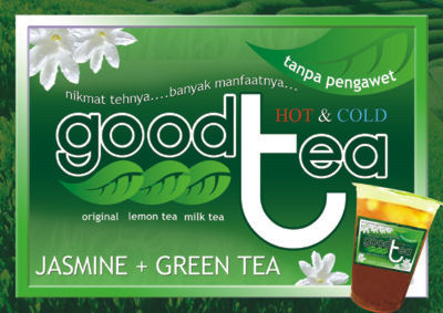 Logo Franchise Goodtea