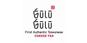 Logo Gulu Gulu Cheese Tea