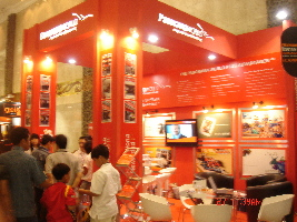 Stand Waralaba Panorama World