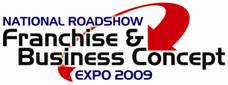 Franchise & Business Concept Expo 2009 Logo