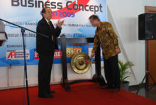 Franchise & Business Concept Expo 2009 - Opening Ceremony 1