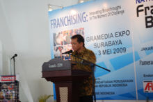 Franchise & Business Concept Expo 2009 - Opening Ceremony 2