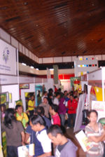 Franchise & Business Concept Expo 2009 - Suasana Pameran 1